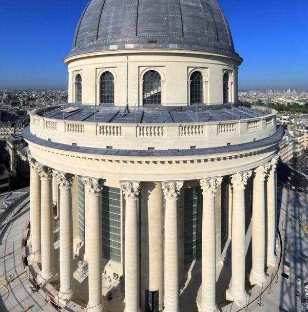 Le Panthéon et son dôme