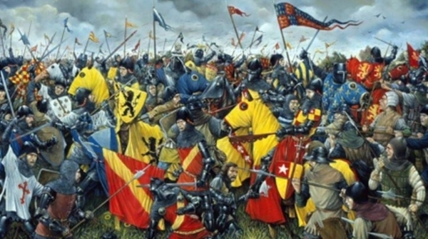 Crécy, son patrimoine, sa bataille...