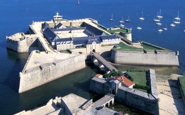 Citadelle Port-Louis, la citadelle secrète