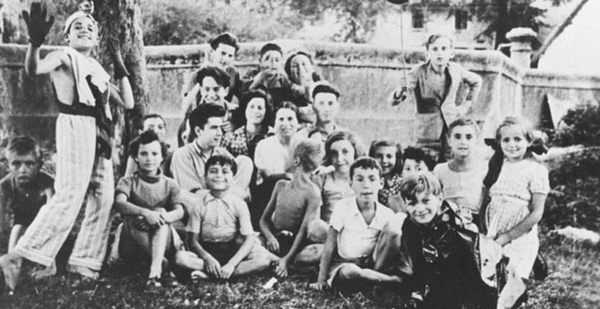 Les enfants d'Izieu : justice et mémoire