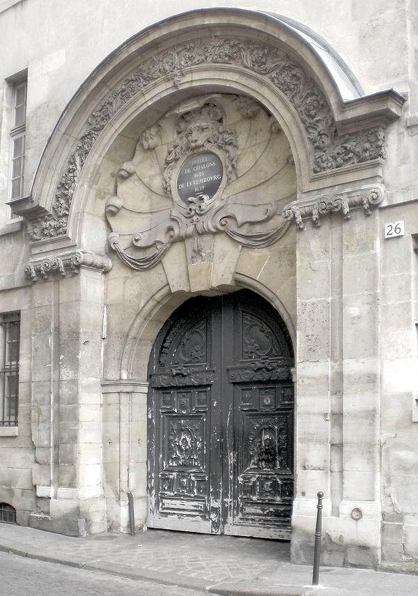 Rues, maisons et cellier du Moyen-Age autour de St Gervais