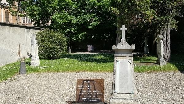 Le cimetière de Picpus