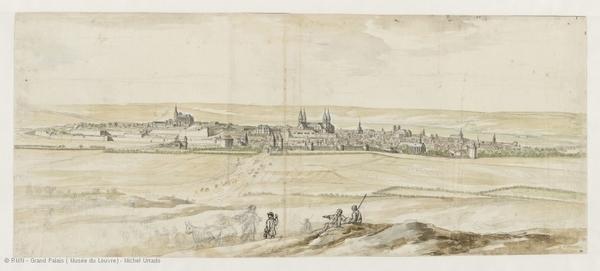 La France vue du grand Siècle. Dessins d'Israel Sylvestre (1621-1691)