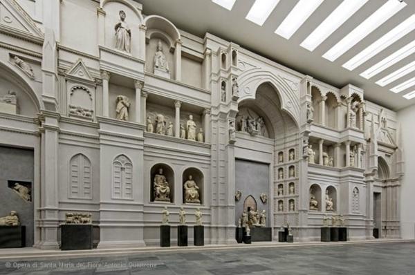 Le musée de l'Œuvre de la Cathédrale Santa Maria del Fiore : une nouvelle muséographie