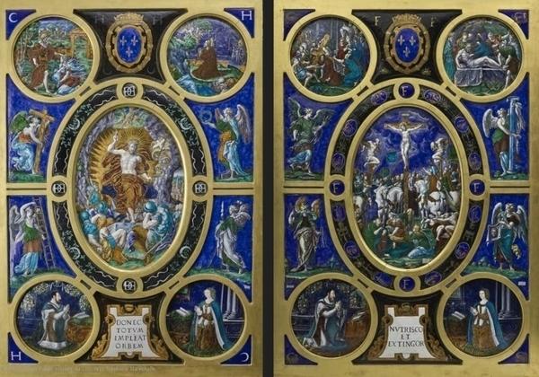 Une commande royale pour la Sainte-Chapelle : les retables de Léonard de Limosin