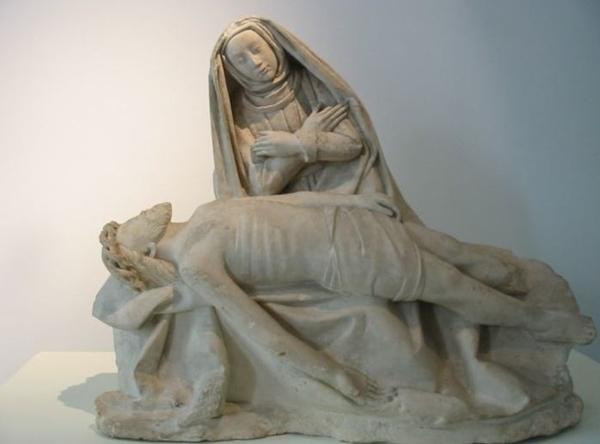 La sculpture au Moyen Âge