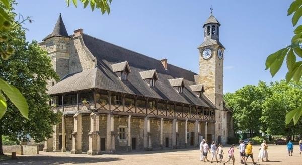 Cité médiévale de Montluçon