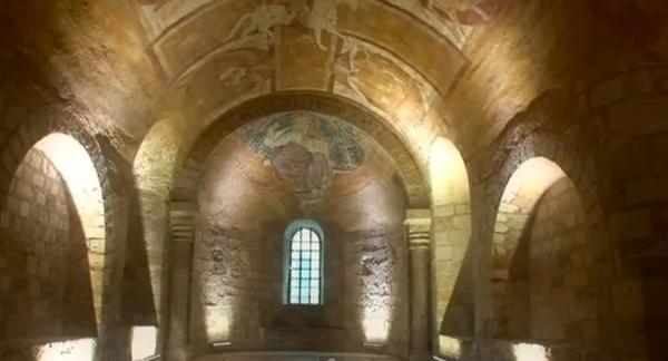 Crypte de l'Abbaye Saint-Germain