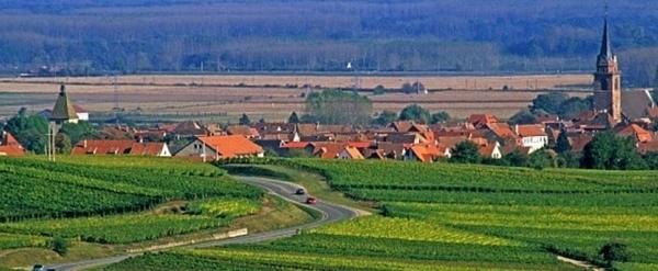 Histoire géologique de la plaine du Rhin