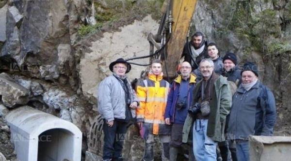 Les Mines d'Argent de Wegscheid