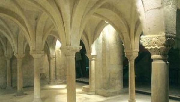 Abbatiale Sainte-Marie de Cruas