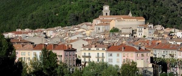 Visite de Digne-Les-Bains