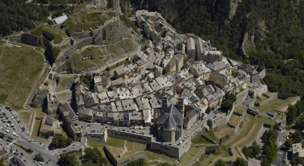 La cité Vauban de Briançon