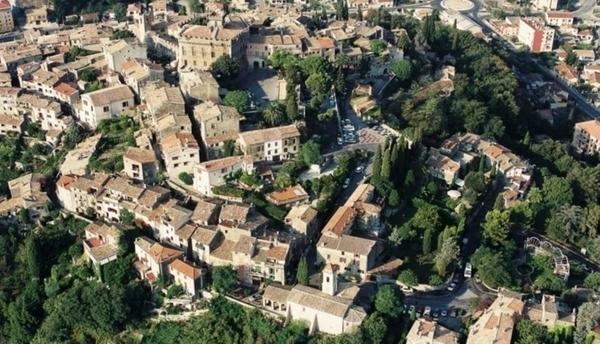 Village médiéval du Haut-de-Cagnes