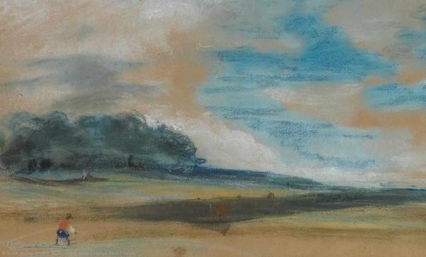 Laissez-vous guider par Eugène Delacroix