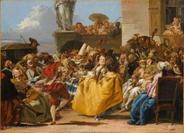 Les Peintures italiennes du 18e siecle du Louvre : un nouveau catalogue