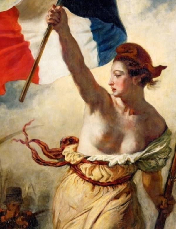 Delacroix, jeune homme des Lumières ?