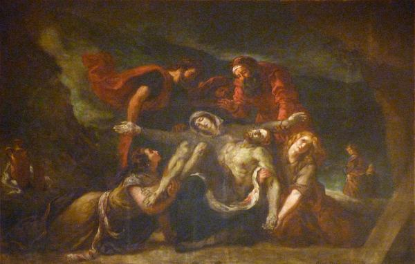 La restauration de la Pietà de Saint-Denys du Saint-Sacrement