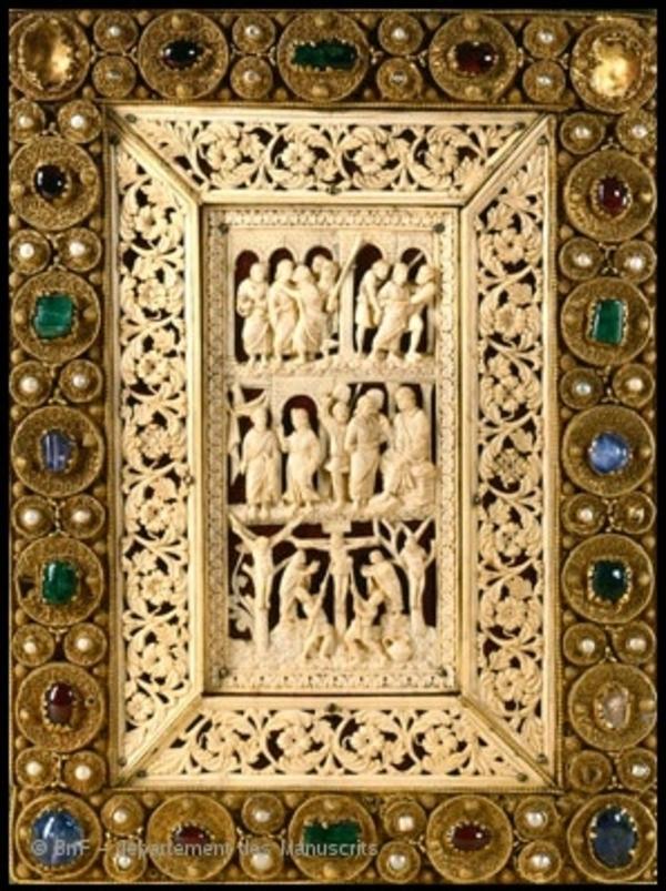 L'Evangiles de Drogon de la BnF : un héritage de Charlemagne