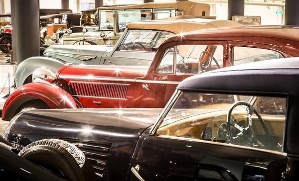Le Musée des 24 heures du Mans