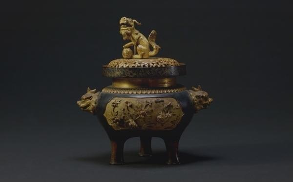 Parfums de Chine, la culture de l'encens au temps des empereurs (lecture labiale)