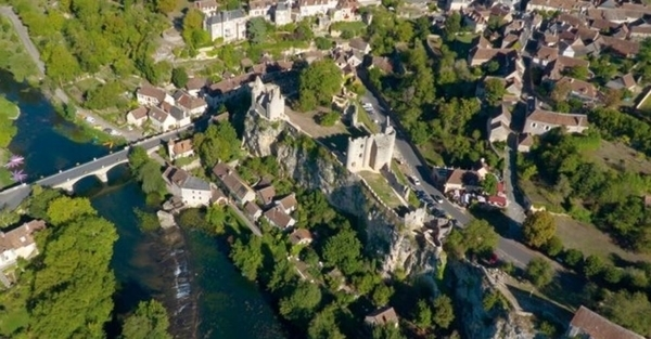 Forteresse - Angles-sur-l'Anglin