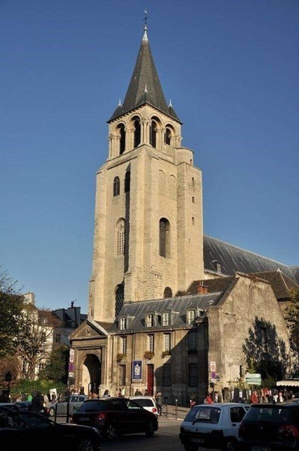 Le village Saint-Germain-des-Prés