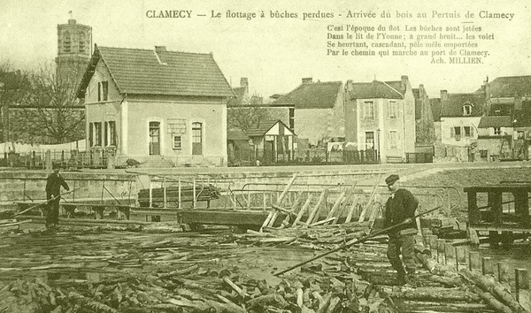 Visite de Clamecy (visite thématique)