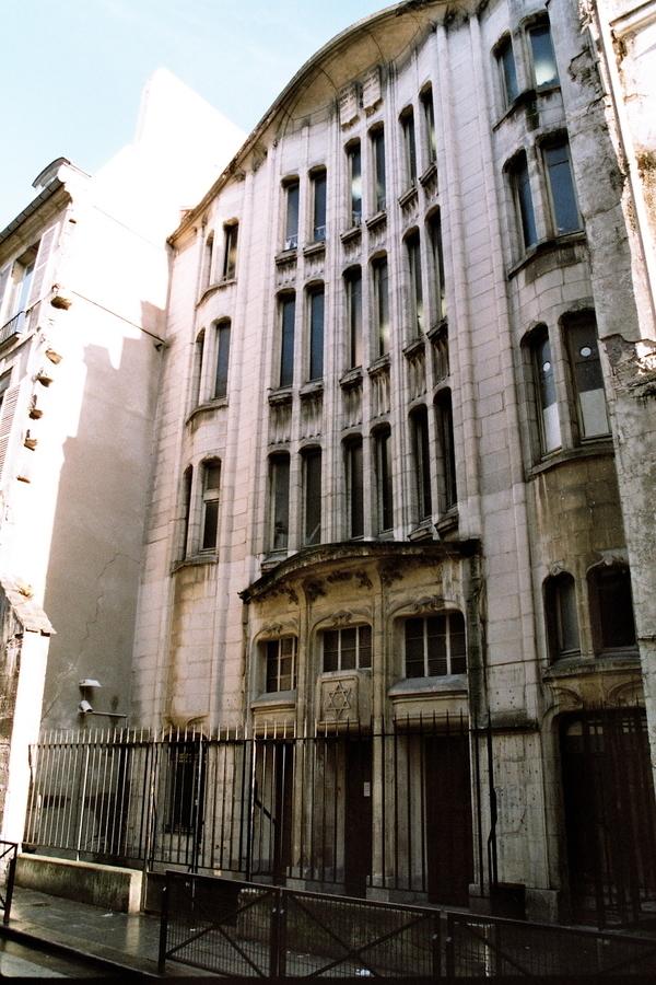 Le vieux quartier Juif du Marais