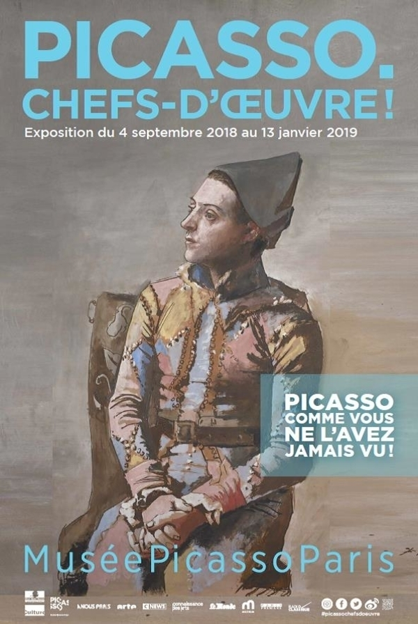Picasso. Chefs-d'oeuvre!