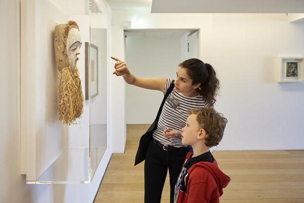 Musée Picasso - L'œil à l'œuvre