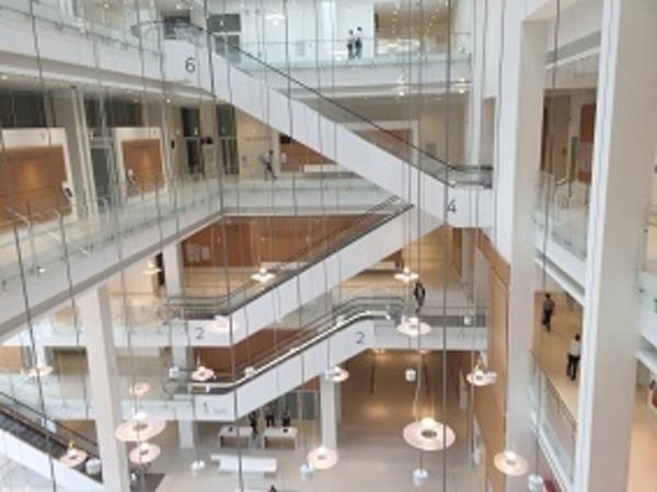 Le nouveau palais de justice Clichy