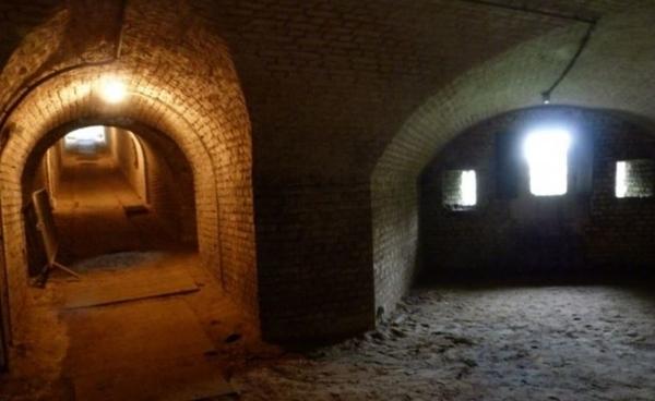 Fort des Dunes de Leffrinckoucke en Nocturne