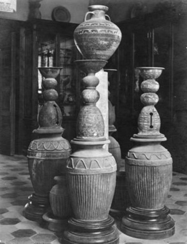 Collectionner les antiques dans la Rome du 19e siècle : le cas de la collection Castellani