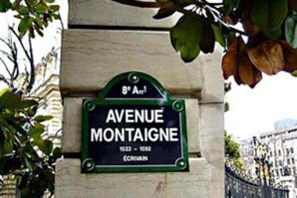 A la découverte du Luxe sur l'Avenue Montaigne