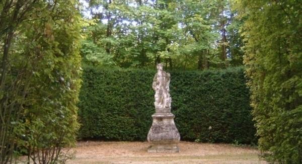 Jardins du Château de La Motte Tilly