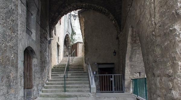 La vieille ville de Sisteron