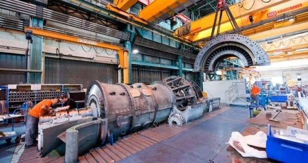 Les turbines à gaz de General Electric