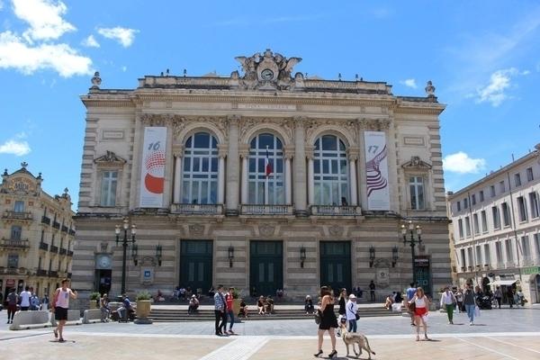 Le Sud de l'Ecusson de Montpellier : culture et gastronomie