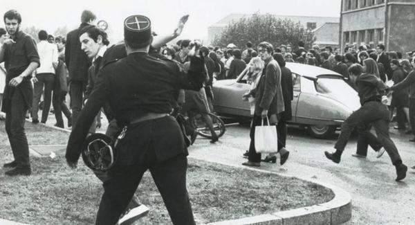 Mai 68 en Alsace