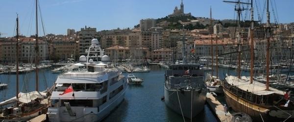 Marseille, autour du Vieux-Port