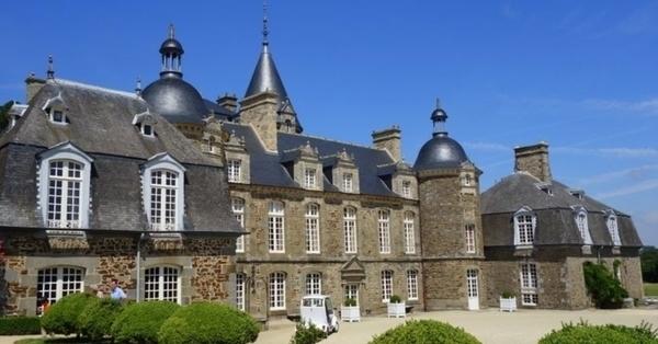 Château de la Bourbansais - Intérieur