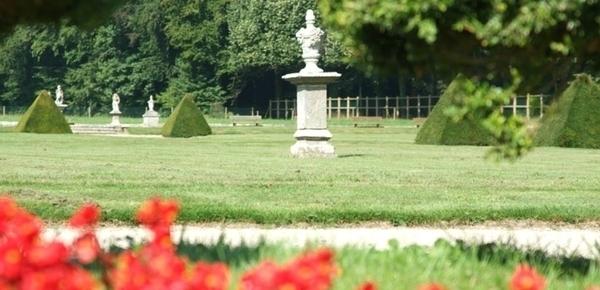 Château de la Bourbansais - Jardins