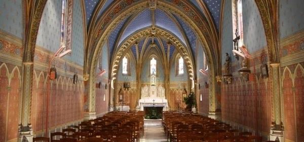 Chapelle Royale Notre Dame de Condat