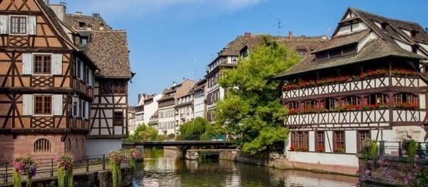 Strasbourg, la vieille ville