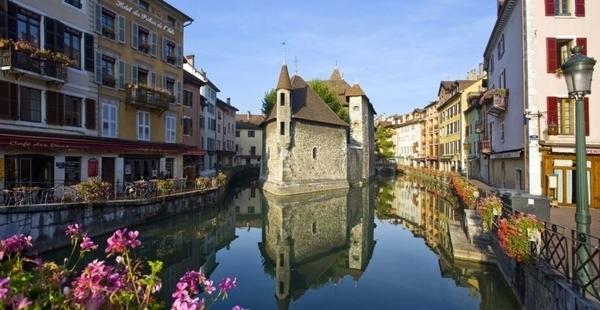 L'incontournable découverte du Vieil Annecy