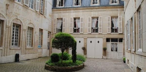Les hôtels particuliers de Dijon