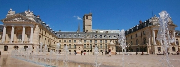 Le palais médiéval de Dijon
