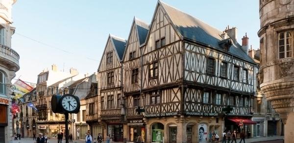 Découverte de Dijon
