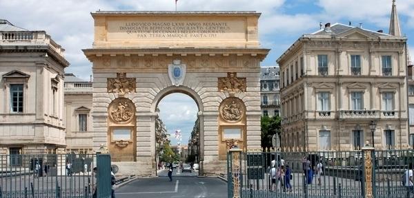 Montpellier, le centre historique